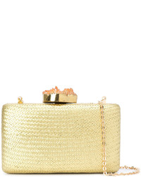 Basket weave clutch bag medium 4978685