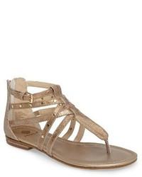 Isola Melara T Strap Gladiator Sandal