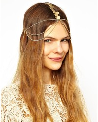 Asos Coin Crown Head Piece