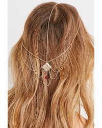 Forever 21 Engraved Pendant Head Piece