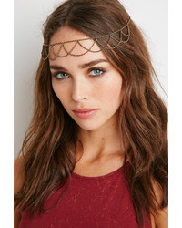 Forever 21 Layered Chain Headpiece