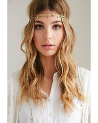 Forever 21 Leaf Charm Head Piece