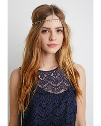 Forever 21 Leaf Fringe Head Piece