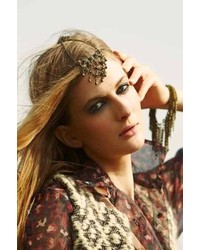 Litter SF Pyara Headpiece In Antique Gold