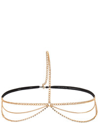 Forever 21 Rhinestone Chain Head Piece
