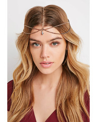 Forever 21 Rhinestone Chain Headpiece