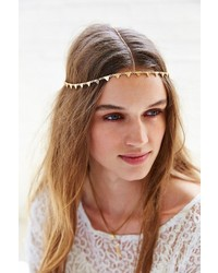 Urban Outfitters Triangle Goddess Chain Headwrap