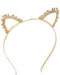 BCBGMAXAZRIA Cat Ears Headband