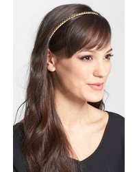 Cara Metal Stripes Headband