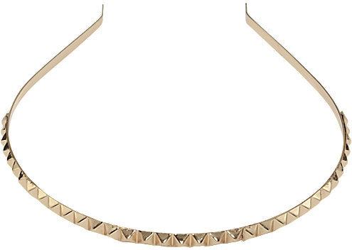 Sally Beauty Dcnl Hair Accessories Dcnl Gold Rose Metal Headband 389d3f6d81e