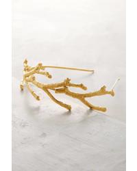 Epona Valley Golden Twig Headband