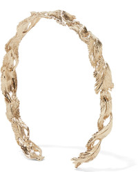 Valentino Gold Plated Headband