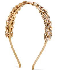 Rosantica Gold Tone Crystal Headband