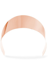 Givenchy Headband In Rose Gold Tone Brass