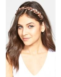 Eugenia Kim Lys Leaf Headband