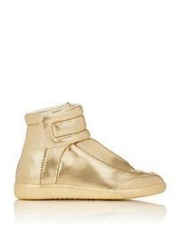 Maison Margiela Stamped Leather Future Ankle Strap S