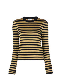 Saint Laurent Striped Jumper