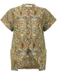 Tailored brocade kimono jacket medium 155816