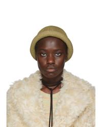 Missoni Gold Lurex Bonnet