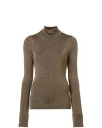 Roberto Cavalli Roll Neck Sweater