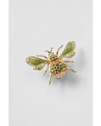 Lands' End Bee Brooch
