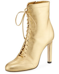 b520c3e1d807c Women s Gold Ankle Boots from Neiman Marcus   Women s Fashion