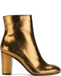 L'Autre Chose Zipped Ankle Boots