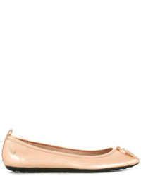 Tod's Classic Bow Detail Ballerinas