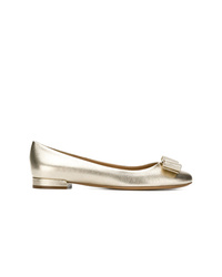 Salvatore Ferragamo Varina Ballerina Shoes