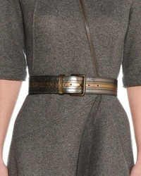 Belt aged metalic braided medium 5264508