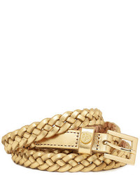 Lilly Pulitzer Callahan Braided Leather Belt