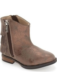 Kenneth Cole New York Girls Downtown Tiered Fringe Bootie