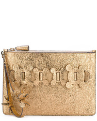 Anya Hindmarch Circulus Large Pouch Clutch