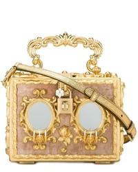 Dolce & Gabbana Baroque Box Clutch