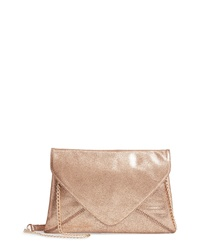Trouve Jade Envelope Clutch