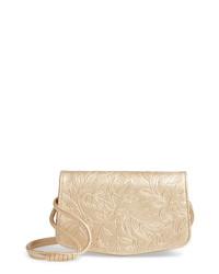 Sondra Roberts Faux Leather Crossbody Bag