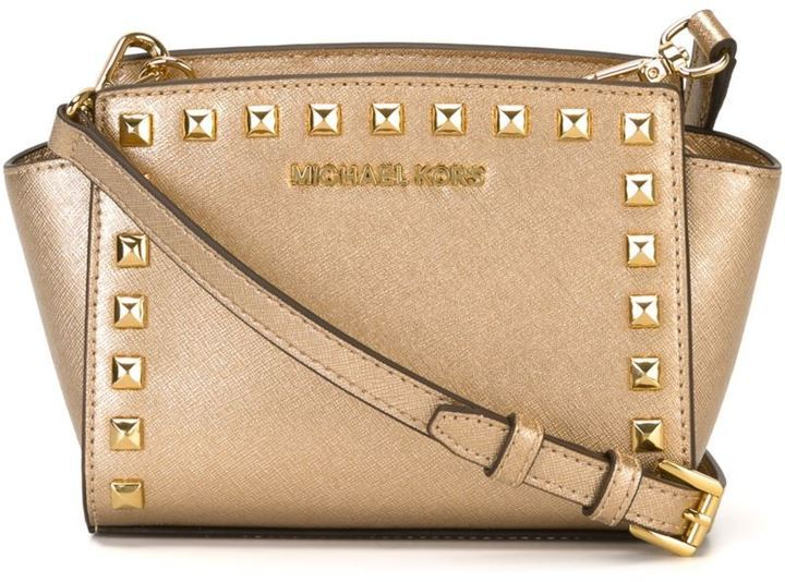 0b2e53bab2c4 ... MICHAEL Michael Kors Michl Michl Kors Mini Selma Crossbody Bag