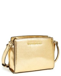 5bc924f7819a ... MICHAEL Michael Kors Michl Michl Kors Mini Selma Metallic Leather  Crossbody Bag