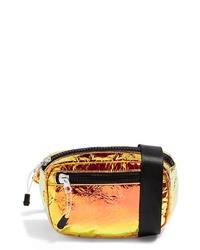 Topshop Ibiza Crinkle Bag