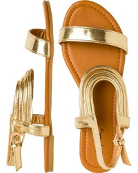 Jacie Flat Sandal