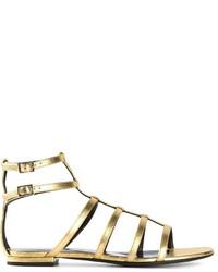 Saint Laurent Gladiator Sandals
