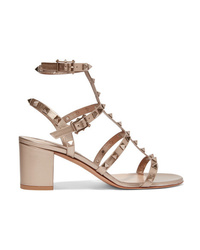 Valentino Garavani The Leather Sandals