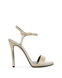 Marc Ellis High Heel Sheen Sandals