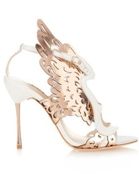 Sophia Webster Parisa Angel Wing Leather Sandals