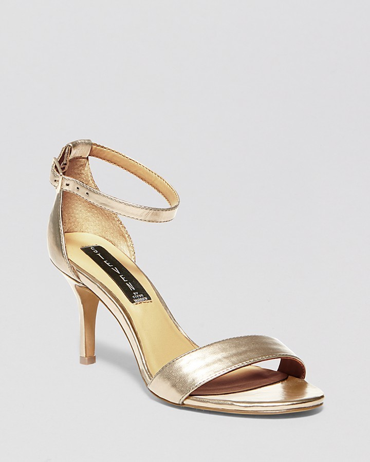 Steve Madden Steven By Evening Sandals Viienna High Heel | Where ...