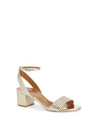 0a2f0a44c26 Women s Gold Sandals by Aquazzura