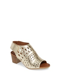 SHERIDAN MIA Tamsie1 Perforated Sandal