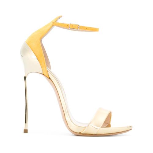 Casadei Techno Blade Sandals