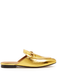 gold loafers womens cheap online