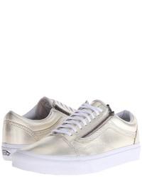 Old skool zip zephyr blueblanc de blanc lace up casual shoes medium 715242